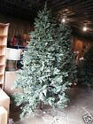 Frontgate Christmas Frasier Fir Artificial Tree 9' Clear Lights Pre Lit Natural