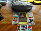 Fergie Jenkins Auto'd tshirt, HOF Plaque and 5 baseball cards