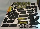 Tyco Slot Car Race Track Lot With Accessories Parts Vintage Set