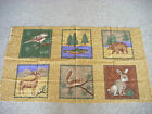 Seasons in the Pines by Jean Wells for RJR Fabrics Panel Flannel Quilting NEW