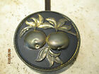 Vintage Copper Brass Bed Warmer Wall Decoration