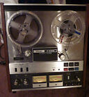 VINTAGE TEAC A-4300 Reel to Reel Tape Player Recorder Reverse *WORKING*