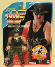 Sgt. Slaughter Series 3 Mint On Card WWF Hasbro Wrestling Action Figure WWE MOC