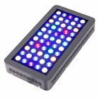 WELLPAR 165W LED Aquarium Light Dimmable Full Spectrum Marine Reef Coral SPS/LPS