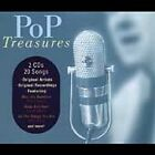 Pop Treasures, Paul Anka, John Gary, Eddie Fisc, Excellent