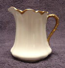 Vintage and Unusual Johnson Brothers Broad Base Cream Pitcher