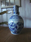 17th Century Delft  Jug! Hand Painted Art Pottery Faience Boch Freres Keramis NR
