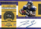 TORREY SMITH 2011 Playoff Contenders ROOKIE Ticket AUTO RC ON Card Autograph