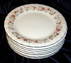 Sheffield China Bouquet Pattern 10 3/8