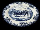 Vintage 15 pcs Johnson Brothers china dinnerware Plate, Bowls,Platter England
