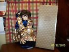 1990 CROWN Fine Porcelain Dolls-