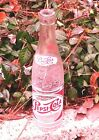 Vintage ACL Pepsi Cola Soda Bottle One Dot Antique Rare 10 Oz Mid Century Hot