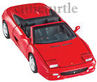 Hot Wheels Elite Ferrari F355 Spider Convertible 118 Diecast Model Red BLY34