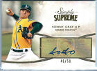 2014 Topps Supreme Baseball Cards 46