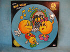 The Pac-Man Album, Kid Stuff Records, KPD-6012, 1980, Limited Ed. Picture Disc