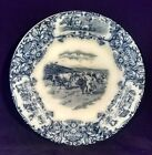 ANTIQUE TRANSFERWARE WEDGWOOD & CO ENGLAND 10