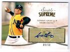 2014 Topps Supreme Baseball Cards 47