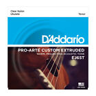 DAddario EJ65T Pro Arte CUSTOM EXTRUDED Tenor Ukulele Strings