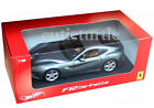 Hot Wheels Ferrari F12 Berlinetta 118 Diecast Model Car BCJ74 Grey
