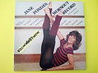 JANE FONDA COLLECTABLE WORK OUT ALBUM RECORD NEW VINTAGE FITNESS LEGEND