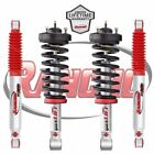 Rancho Quicklift Front Struts and Rear Shocks Kit 2004-2008 Ford F-150 4WD