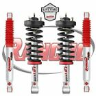 Rancho Quicklift Front Struts and Rear Shocks Kit 2009-2014 Dodge Ram 1500 4WD