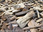 200 Piece driftwood assortment of small shapes and types wholesale bulk craft