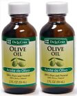 2 NEW SERIOUS SKIN CARE FANTASTIC DLC OLIVE OIL GREAT FOR SKIN HEALTHY NATURAL