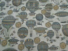 2 1/2 yards 10FQ Hoffman International Antique Etchings cotton quilt fabric #one