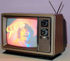 ADMIRAL AOC VINTAGE TELEVISION SET w/ 13-INCH COLOR SCREEN MODEL C3720A
