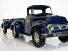 1957 Tonka Pick-Up Truck And Trailer Set Complete Mint Original