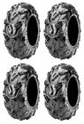 Full set of CST Wild Thang (6ply) 28x10-12 and 28x12-12 ATV Tires (4)