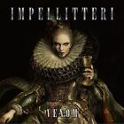 Impellitteri - Venom CD 2015 ( Rob Rock on amazing )  vocals FREE SHIPPING