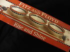 FITZ & FLOYD~RISE & SHINE~ROOSTER~4 PIECE SERVER SET~~NEW