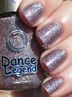 New DANCE LEGEND Wow Prism~#14 FALLEN ANGEL~Pink HOLOGRAPHIC Nail POLISH/Lacquer