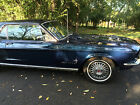 Ford  Mustang Base 2 door coupe 1967 mustang coupe fully restored