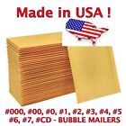 Wholesale Bubble Mailers Padded Envelopes 0 1 2 3 4 5 6 7 00 000 USA