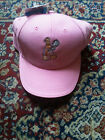 ATHENS 2004 OLYMPIC GAMES 100 OFFICIAL KID HAT PINK 2004