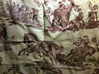 French Country Toile Fabric