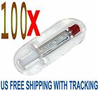 100 x STARS 700 SILVER Thermal Grease CPU GPU HeatSink Compound Paste Syringe