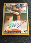 2012 Topps Chrome Baseball Autograph Rookie Variations Visual Guide 40