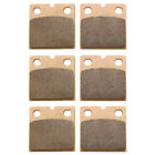 1980-1984 BMW R100RS Sintered HH Front & Rear Brake Pads