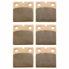 1985-1988 BMW K75S Sintered HH Front & Rear Brake Pads