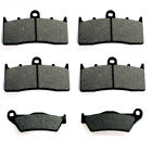 2003-2006 BMW R1200CL Front & Rear Brake Pads