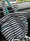Thirty-One Retro Metro Bag Navy Wave