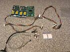 Vizio Vo42l Parts Lot 3 Circuit Board With Many Wires And Ribbon Wire