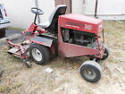Toro Groundsmaster 345 Lawn Tractor