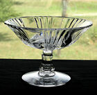 Vintage Fostoria Glass Ribbed Sunray No. 2510 Line Crystal 5