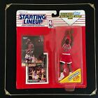 Michael Jordan - Starting Lineup 1993 - Exclusive Topps Collecter Cards Included