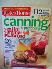 Taste of Home CANNING & Preserving, 2014 Special Collectors Edition